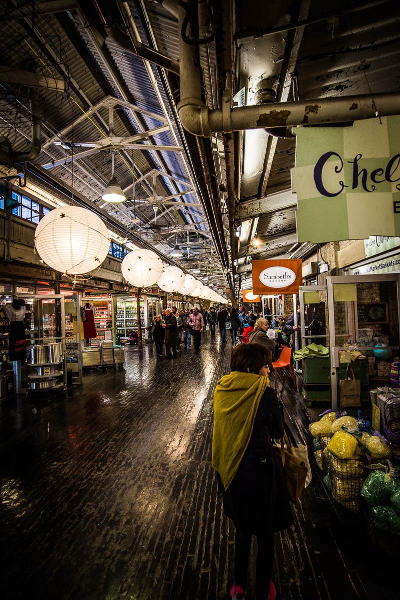 New York City Chelsea Market