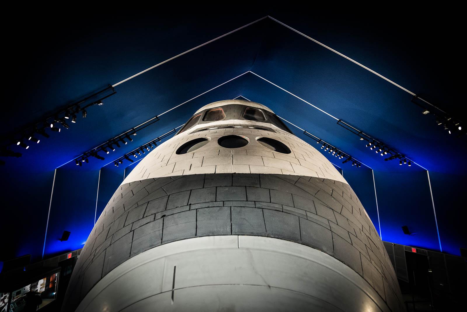 New York City Space Shuttle 2