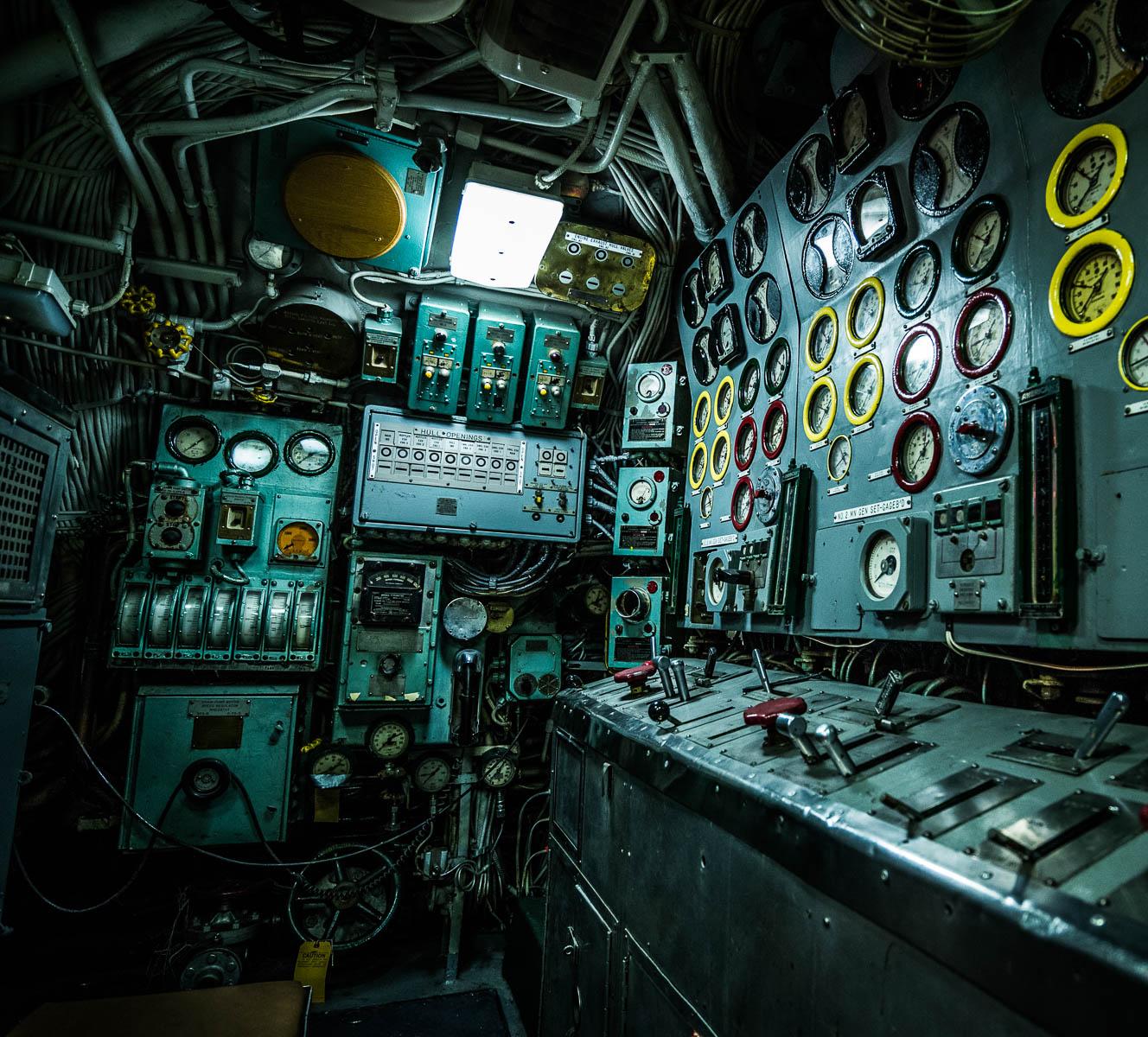 New York Nuclear Submarine 2