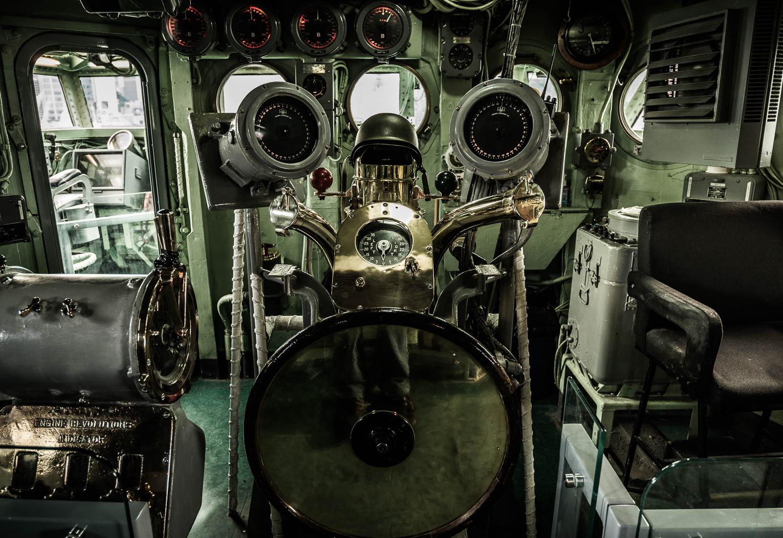 New York Nuclear Submarine 3