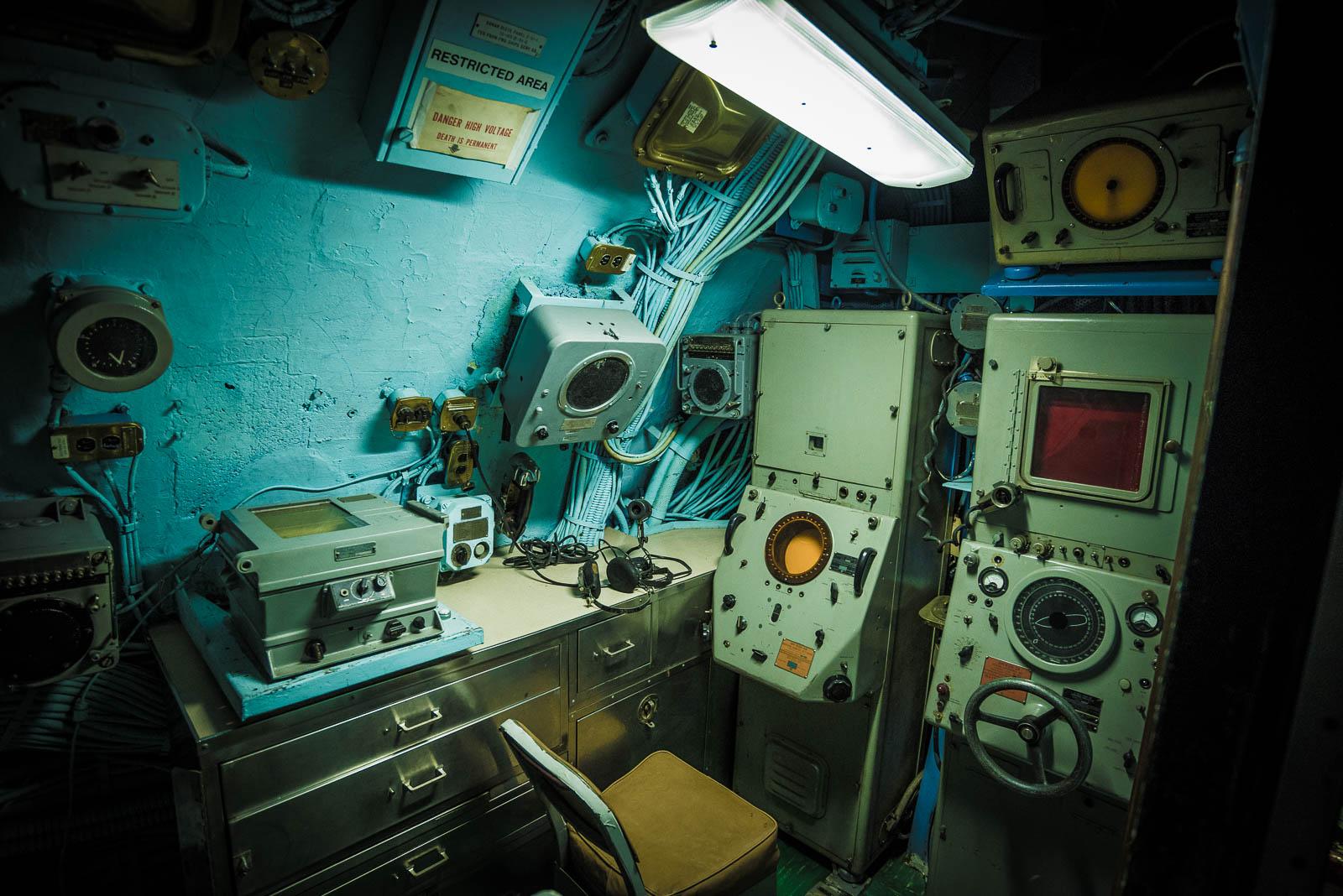 New York Nuclear Submarine
