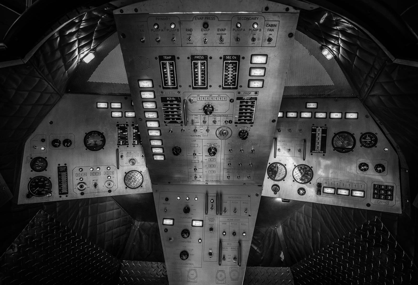 New York Space Capsule