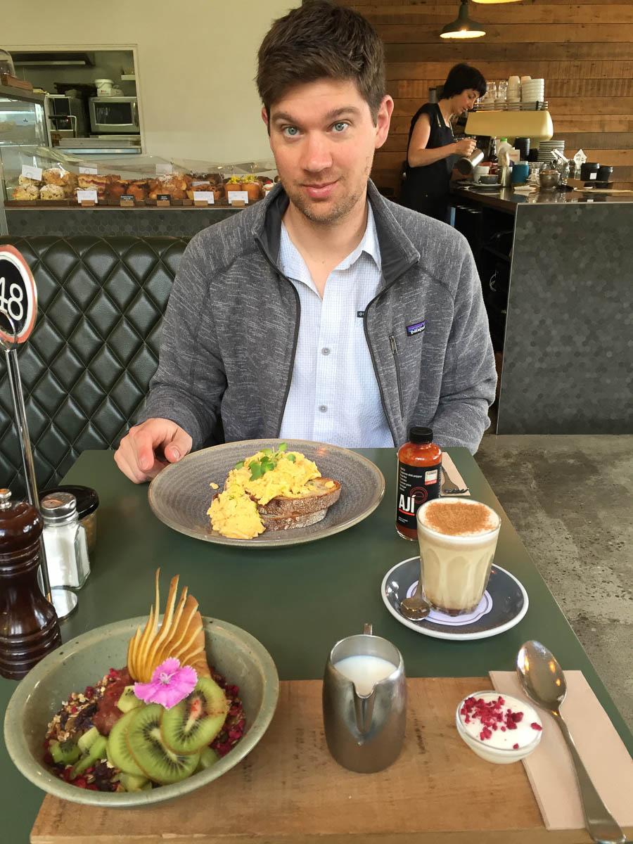 Bespoke Kitchen breakfast Queenstown New Zealand