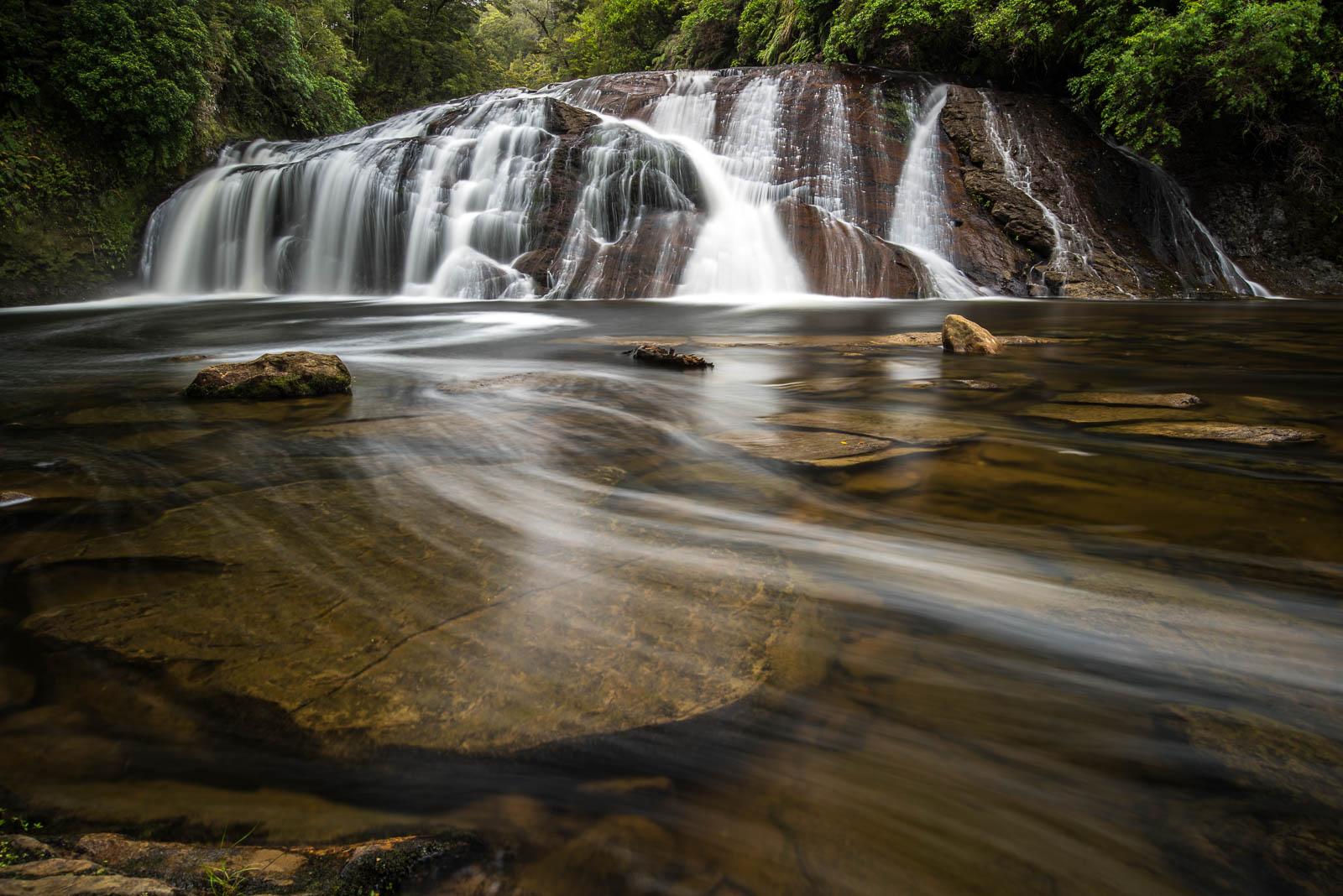 Coal Creek Falls Greymouth