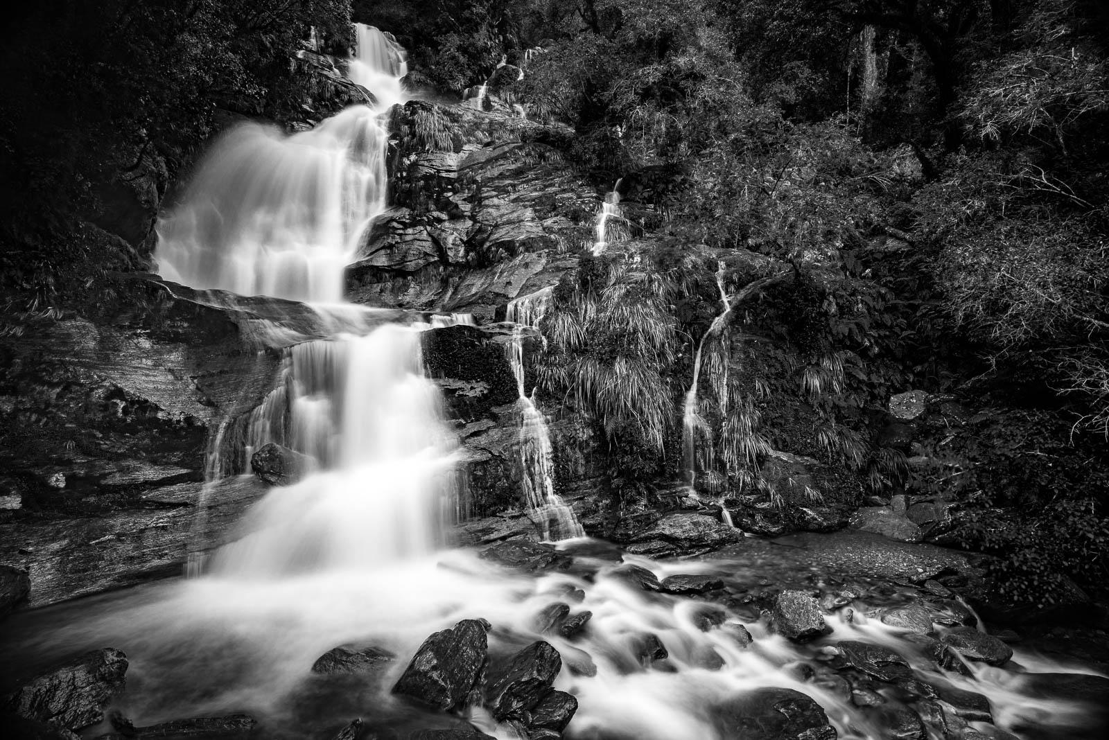 Depot Creek Falls Haast Pass