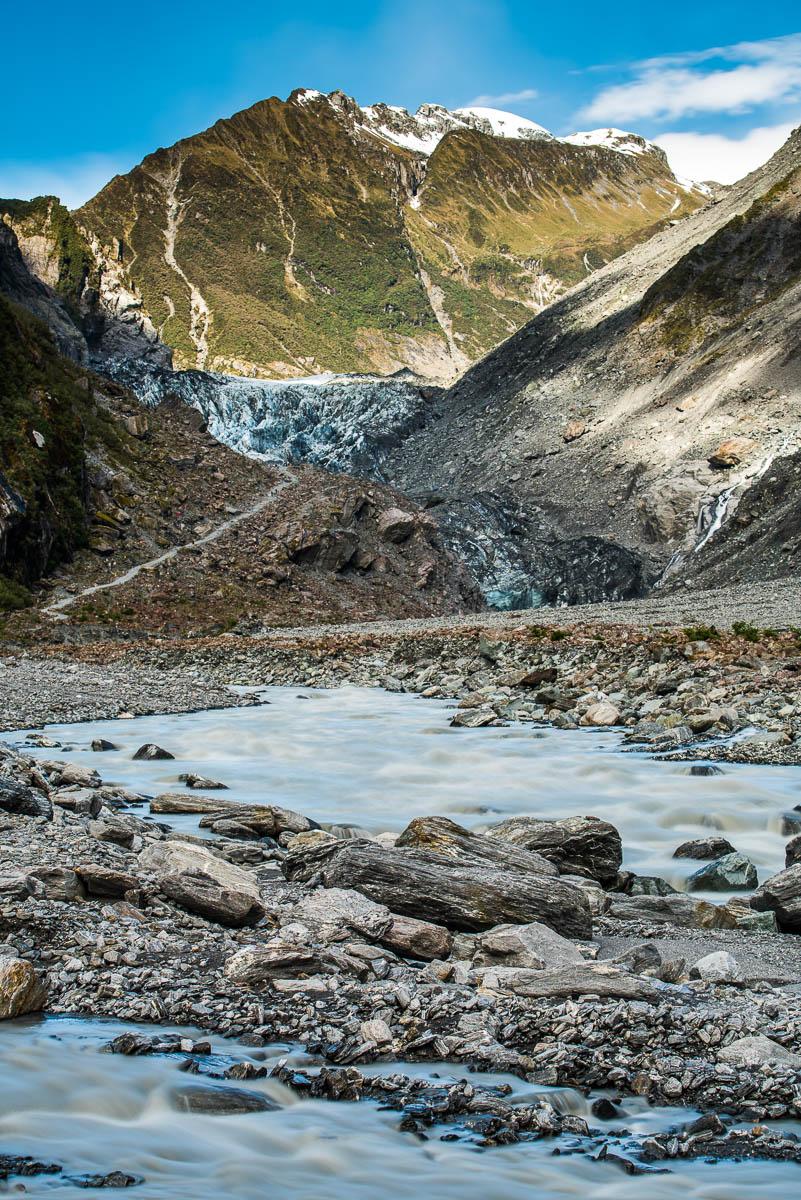 Fox River Fox Glacier photography