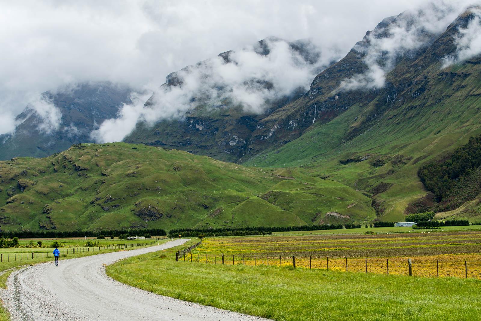 Wanaka Mt. Aspiring Road